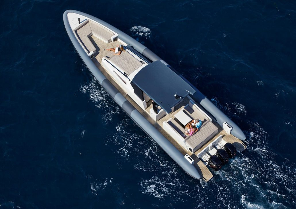 Chaser Yachts 500R