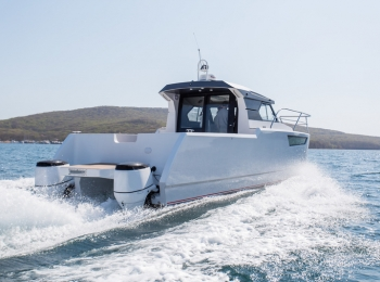 Pacifico Yachts PV99